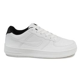 Witte heren sportschoenen A9525