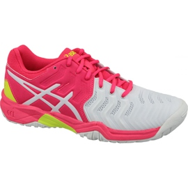 Tennisschoenen Asics Gel-Resolution 7 Gs Jr C700Y-116 roze