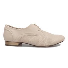 Bruin Beige schoenen Jazz Simone