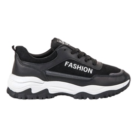 Ax Boxing zwart Mode sportschoenen