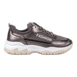 Ax Boxing grijs Mode sportschoenen