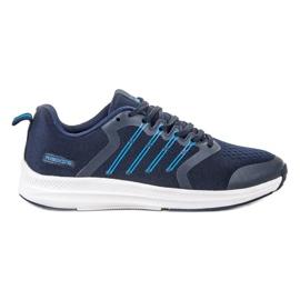 Ax Boxing Lichte sportschoenen blauw