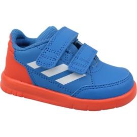 Blauw Adidas AltaSport Cf I D96842 schoenen