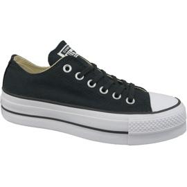 Zwart Converse Chuck Taylor All Star Lift W 560250C schoenen