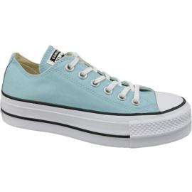 Blauw Converse Chuck Taylor All Star Lift W 560687C schoenen