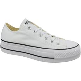 Wit Converse Chuck Taylor All Star Lift W 560251C schoenen