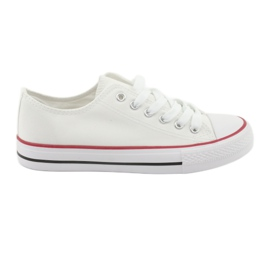 Witte Sneakers Atletico CNSD-1 wit