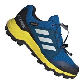 Adidas Terrex Gtx Jr BC0599 schoenen blauw