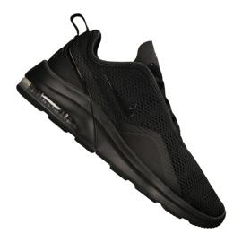 Zwart Nike Air Max Motion 2 M AO0266-004 schoenen