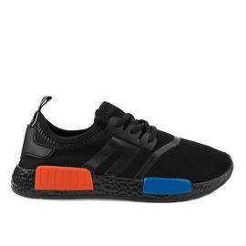 Zwarte MD01B-2 sportschoenen