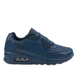 A939-3 marineblauw sportschoenen