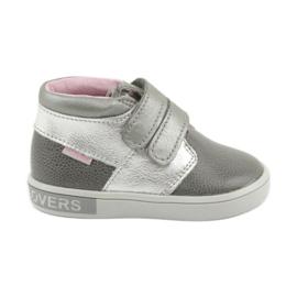 Klittenband schoenen Mazurek 1355 grijs