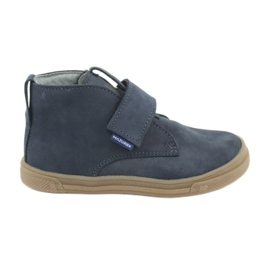 Klittenbandschoenen Mazurek 106 marineblauw
