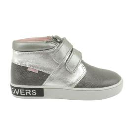 Mazurek FashionLovers grijs-zilveren laarzen
