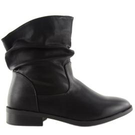 Damesschoenen zwart 1127-PA Zwart
