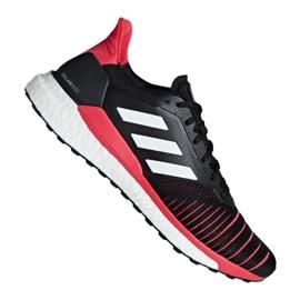 Zwart Adidas Solar Glide M D97437 schoenen