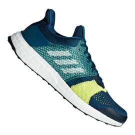 Blauw Adidas UltraBoost St M B37695 schoenen