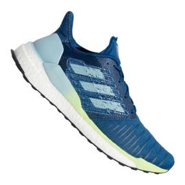 Blauw Adidas Solar Boost M B96286 schoenen