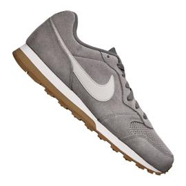 Grijs Nike Md Runner 2 Suede M AQ9211-002 schoenen