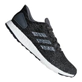Zwart Adidas PureBoost Dpr M B37787 schoenen