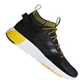 Zwart Adidas Questarstrike Mid M G25773 schoenen