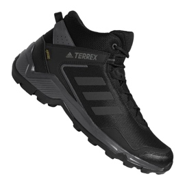 Zwart Adidas Terrex Eastrail Mid Gtx M F36760 schoenen