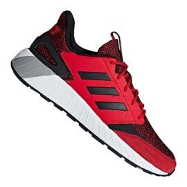 Rood Adidas Questarstrike M G25772 schoenen