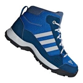 Blauw Adidas Hyperhiker K Jr G27790 schoenen