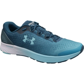Blauw Under Armour Charged Bandit 4 W 3020357-300 hardloopschoenen