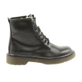 Zwarte Big Star-laarzen