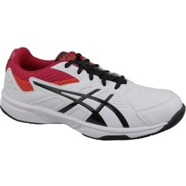 Wit Asics Court Slide M 1041A037-102 tennisschoenen