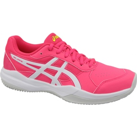 Asics Gel-Game 7 Clay / Oc Jr 1044A010-705 tennisschoenen roze