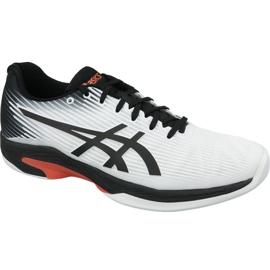 Wit Asics Solution Speed Ff Indoor M 1041A110-102 tennisschoenen
