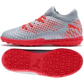 Puma Futrure 4.4 Tt Jr 105699 01 schoenen grijs