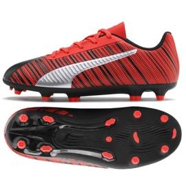 Puma One 5.4 Fg Ag M 105660 01 schoenen rood