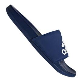 Blauw Adidas Adilette Comfort Plus M B44870 slippers