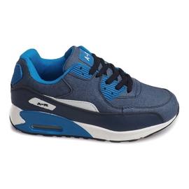 Sneakers Sneakers Air Max B306A-47 BLAUW