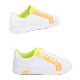 Damessneakers W-3116 Oranje