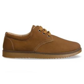 Klassieke schoenen Laarzen 1307 Camel bruin