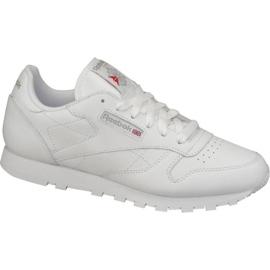 Reebok Classic Leather W 2232 schoenen wit