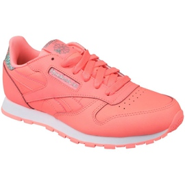 Reebok Classic Leather Jr BS8981 schoenen roze