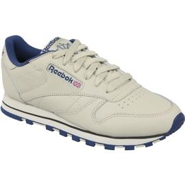 Reebok Classic Lthr W 28413 schoenen wit