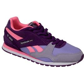 Reebok Gl 3000 Sp Jr BD2439 schoenen purper