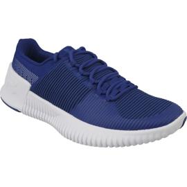 Blauw Under Armour Ultimate Speed M 3000329-500 schoenen