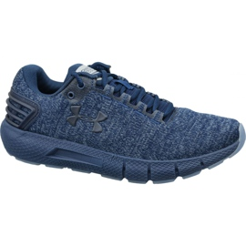 Under Armour Charged Rogue Twist Ice M 3022674-400 hardloopschoenen marine