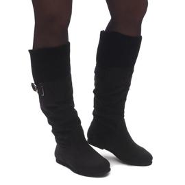 Laarzen Saszki Laarzen SH11-094 Zwart