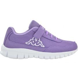 Purper Kappa Volg Jr 260604K 2310 schoenen