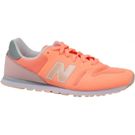 New Balance oranje Nieuwe balansschoenen in KD373CRY