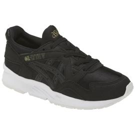 Zwart Asics Gel Lyte V Ps Jr C540N-9086 schoenen