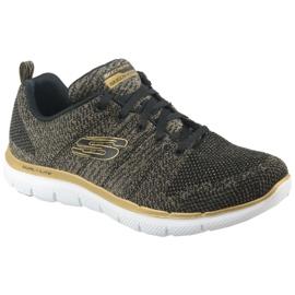 Skechers Flex Appeal 2.0 W 12771-BKGD schoenen